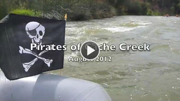 Pirates of Cache Creek – August 2012