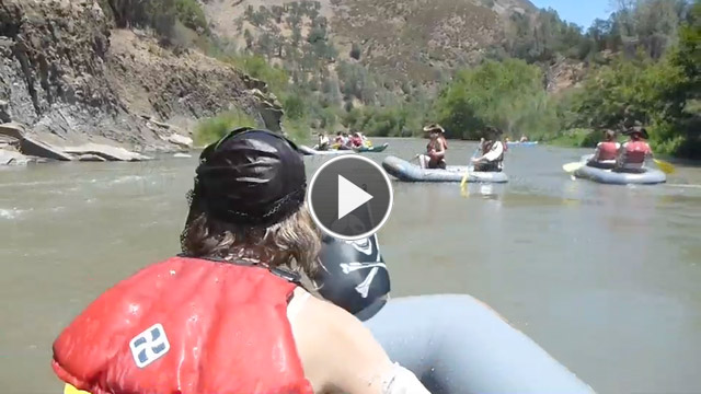 Pirates of Cache Creek – July 2013