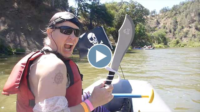 Pirates of Cache Creek – July 2016
