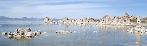 Mono Lake (click for full gallery)