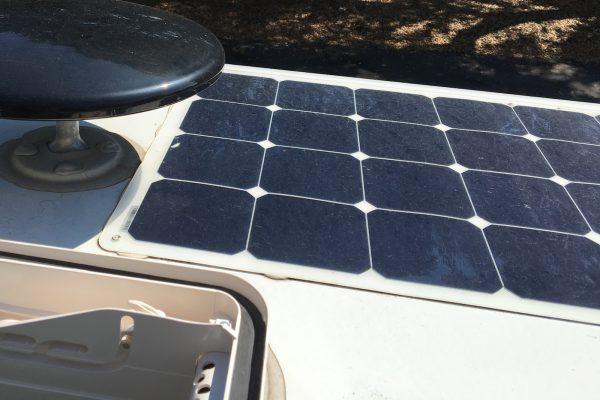 Flexible Solar Panel Adhesive Failure Sprinter Forum